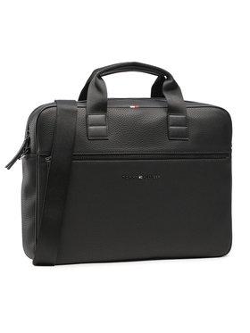 Tommy Hilfiger Tommy Hilfiger Τσάντα για laptop Essential Computer Bag AM0AM06475 Μαύρο