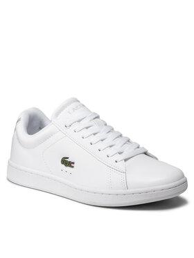 Lacoste Lacoste Laisvalaikio batai Carnaby Evo Bl 21 1 Sfa 7-41SFA003521G Balta