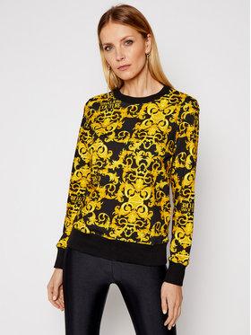 Versace Jeans Couture Versace Jeans Couture Sweatshirt B6HWA795 Jaune Regular Fit