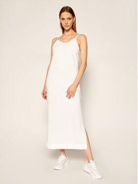 NIKE NIKE Φόρεμα υφασμάτινο Sportswear CJ3750 Λευκό Standard Fit