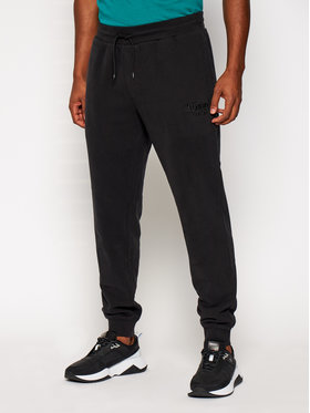 Tommy Jeans Tommy Jeans Pantaloni trening Tjm Slim DM0DM09513 Negru Slim Fit