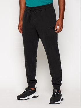 Tommy Jeans Tommy Jeans Παντελόνι φόρμας Tjm Slim DM0DM09513 Μαύρο Slim Fit