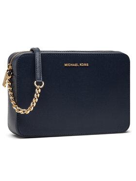 MICHAEL Michael Kors MICHAEL Michael Kors Дамска чанта Jet Set 32S4GTVC3L Тъмносин