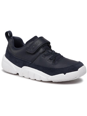 Clarks Clarks Sneakers Tri Craft 261535866 Bleumarin