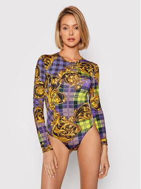 Versace Jeans Couture Versace Jeans Couture Body 71HAM221 Kolorowy Regular Fit