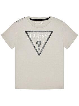 Guess Guess T-Shirt N73I55 K5M20 Szary Regular Fit