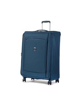 Delsey Delsey Valise textile grande taille Montmantre Air 2.0 00235282912 Bleu marine