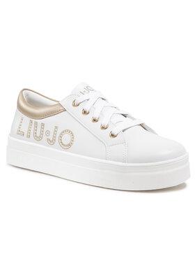 Liu Jo Liu Jo Sneakersy Alicia 27 4A1705 EX014 D Bílá