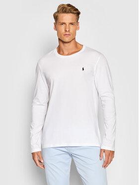 Polo Ralph Lauren Polo Ralph Lauren Longsleeve Sle 714844759004 Biały Regular Fit