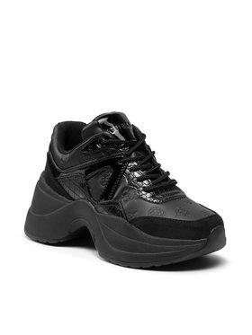 Guess Guess Sneakersy Joehle FL7JOE FAL12 Czarny