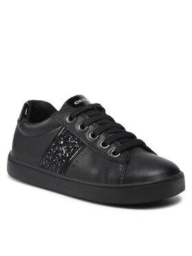 Geox Geox Sneakersy J Kathe G.E J16EUE 000BC C9999 M Czarny