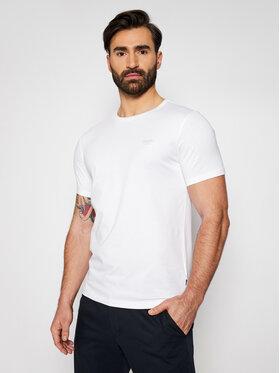 Joop! Jeans Joop! Jeans T-Shirt 15 Jjj-32Alphis 30025786 Bílá Regular Fit
