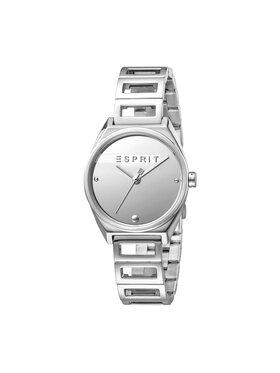 Esprit Esprit Hodinky ES1L058M0015 Strieborná