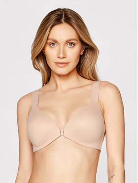 SPANX SPANX Soutien-gorge sans couture Bra-lelujah!® Lightly Lined Wireless 30017R Beige