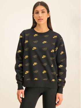 NIKE NIKE Sweatshirt Sportswear BV4994 Noir Loose Fit