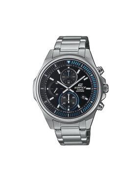 Casio Casio Часовник Edifice EFR-S572D-1AVUEF Сребрист