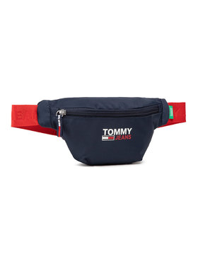 Tommy Hilfiger Tommy Hilfiger Marsupio Campus Bumbag AW0AW09711 Blu scuro