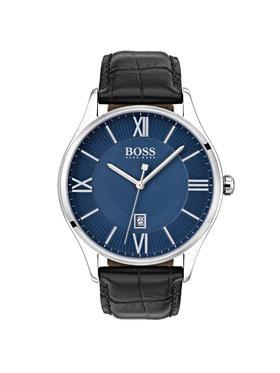 Boss Boss Hodinky Governor 1513553 Černá