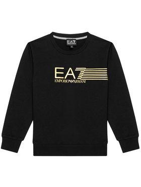 EA7 Emporio Armani EA7 Emporio Armani Sweatshirt 3KBM55 BJ05Z 1200 Schwarz Regular Fit