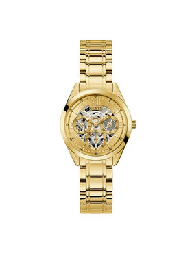 Guess Guess Laikrodis Clear Cut GW0253L2 Auksinė