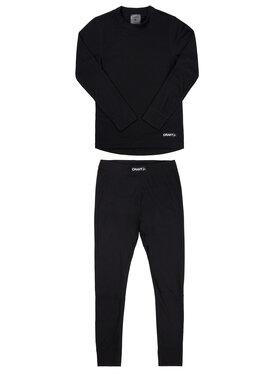 Craft Craft Σετ εσώρουχα θερμικά Baselayer 1905355 Μαύρο Slim Fit