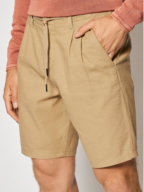 Only & Sons ONLY & SONS Pantaloncini di tessuto Leo 22019201 Beige Regular Fit
