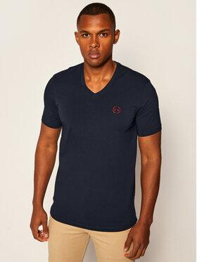 Armani Exchange Armani Exchange T-Shirt 8NZT85 Z8M9Z 05AU Dunkelblau Slim Fit