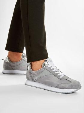 Calvin Klein Jeans Calvin Klein Jeans Sneakersy Jerrold B4S0717 Sivá