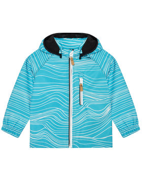 Reima Reima Softshellová bunda Unisex Vantti 521569 Modrá Regular Fit