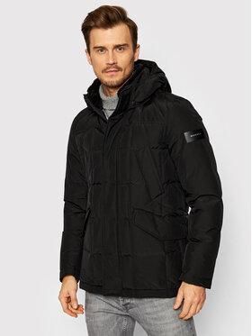Woolrich Woolrich Pernata jakna Blizzard CFWOOU0490MRUT0001 Crna Regular Fit