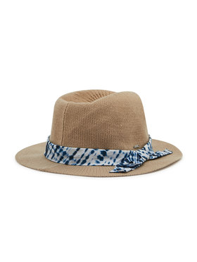 Pepe Jeans Pepe Jeans Kapelusz Yosy Hat PG040216 Beżowy