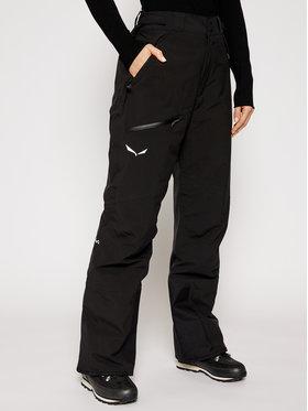Salewa Salewa Pantalon de ski Antelao Beltovo 28251 Noir Regular Fit