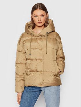 Vero Moda Vero Moda Vatovaná bunda Gemmaholly 10247575 Béžová Regular Fit