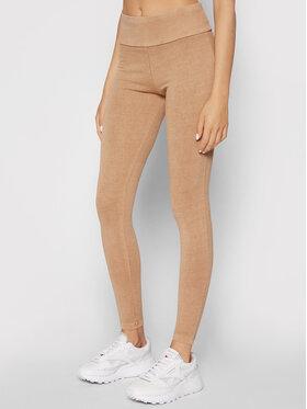 Reebok Reebok Leggings Classics Natural Dye H11213 Braun Slim Fit
