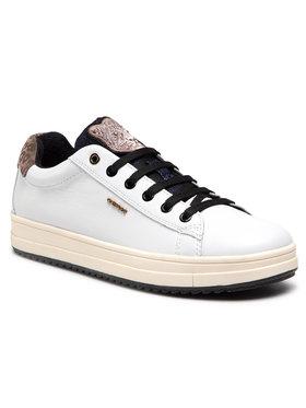Geox Geox Sneakersy J Rebecca G. F J04BDF 00085 C1000 S Biały
