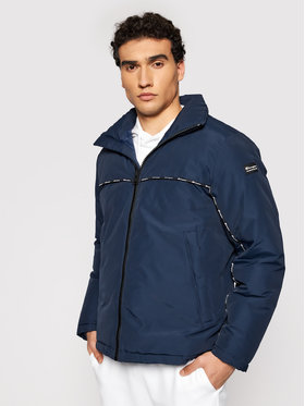 Champion Champion Giubbotto invernale Outdoor 214885 Blu scuro Regular Fit