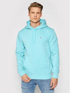 Tommy Jeans Tommy Jeans Sweatshirt Tjm Fleece Hoodie DM0DM09593 Blau Regular Fit