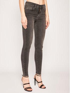 Levi's® Levi's® Skinny Fit džíny 720™ 52797-0093 Černá Skinny Fit