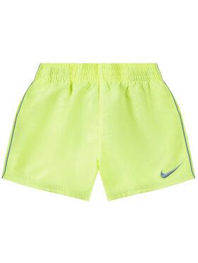 Nike Nike Szorty kąpielowe Solid Lap NESS9654 Żółty Regular Fit