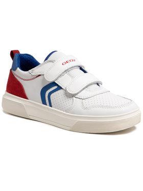 Geox Geox Sneakersy J Nettuno B. C J15AWC 0BU85 C0556 D Biela