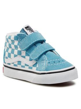 Vans Vans Sneakersy Sk8-Mid Reissue V VN0A5DXD30Y1 Modrá