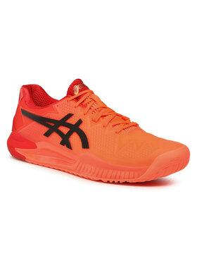 Asics Asics Παπούτσια Gel-Resolution 8 Tokyo 1041A185 Κόκκινο