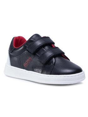 Boss Boss Sneakersy J09J31 Čierna