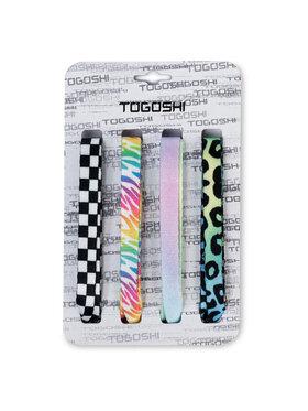 Togoshi Togoshi Zestaw sznurówek do obuwia TG-LACES-120-4-WOMEN-002 Kolorowy