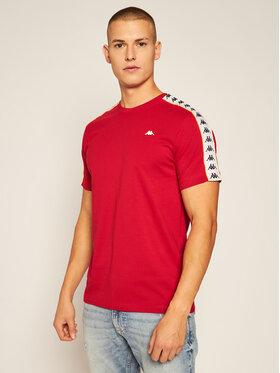 Kappa Kappa T-Shirt Hanno 308011 Rot Regular Fit