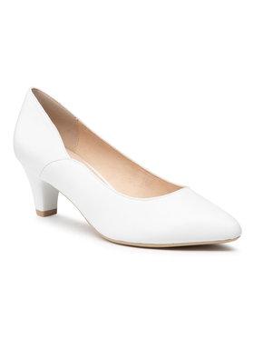 Caprice Caprice Κλειστά παπούτσια 9-22401-24 Λευκό