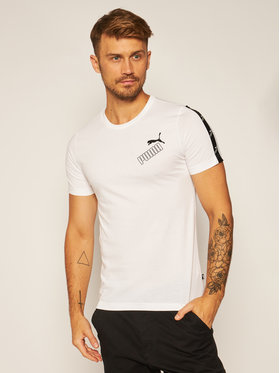 Puma Puma T-shirt Amplified Tee 583510 Bijela Regular Fit