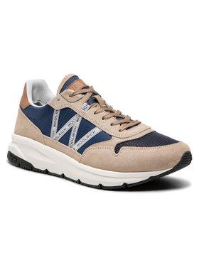 Woolrich Woolrich Sneakersy WFM211.010.2110 Béžová
