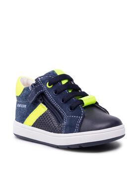 Geox Geox Sneakersy B Biglia B. B B154DB 085PA C4502 Granatowy