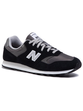 New Balance New Balance Sneakersy ML393SM1 Šedá